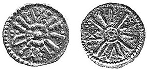 Alberht of East Anglia - Coin of Alberht