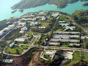 Sarıçam - Cukurova University in Balcalı Kampus, Sarıçam.