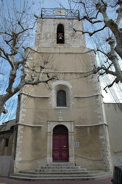 Église Saint-Nicolas, 3 rue de l'Église (Classé, 1992)