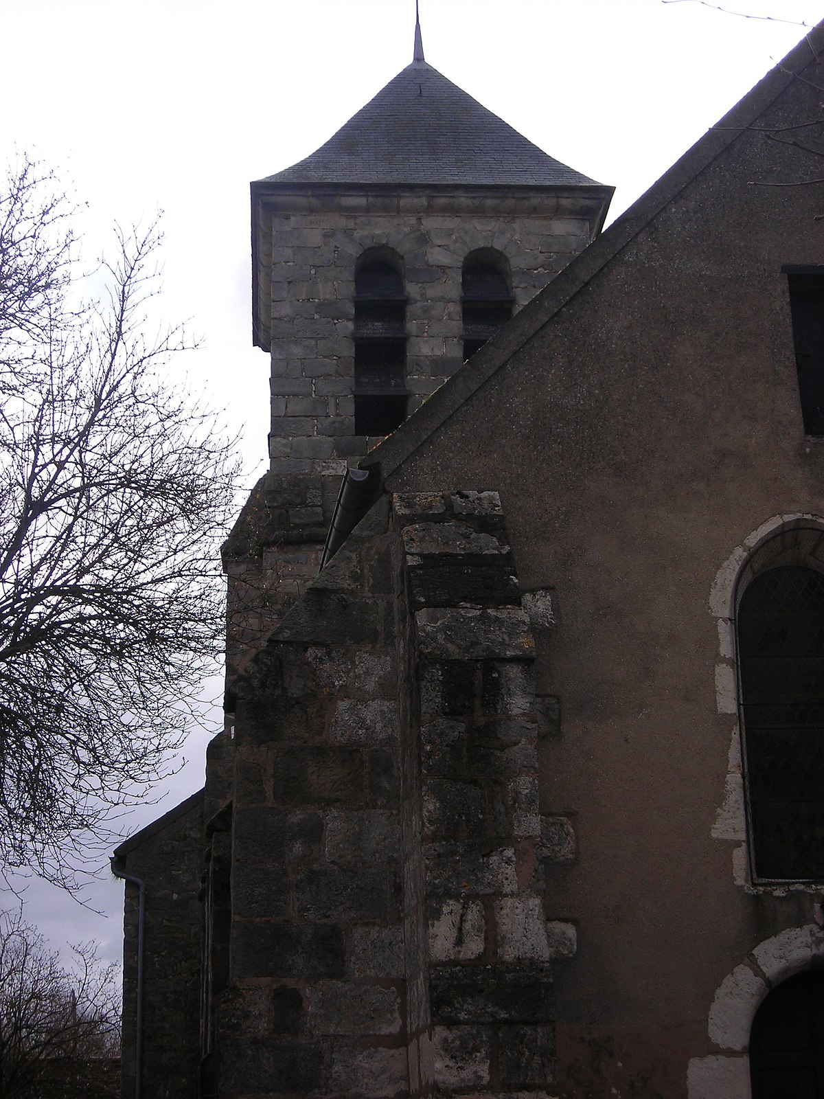 Glise saint pierre et saint paul de montigny sur loing wikip dia - Garage montigny sur loing ...