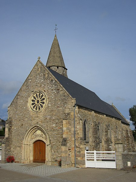Église Saint-Pierre de fr:Benoîtville