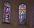 Église de la Trinité de Lachapelle-aux-Pots vitraux 1.JPG