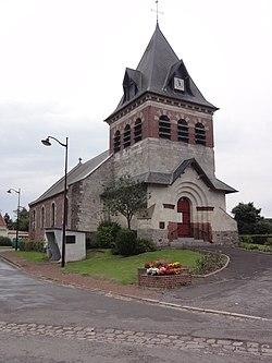 Étaves-et-Bocquiaux (Aisne) église (01).JPG
