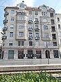 Öt emeletes bérház (Nay Rezső és Strausz Ödön, 1912), Közraktár utca 10, 2017 Ferencváros.jpg