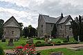 Østermarie Kirche, Bornholm (2012-07-11), by Klugschnacker in Wikipedia (1).JPG