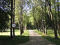 Łask, Park Miejski.JPG
