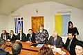 Επίσκεψη Αντιπροέδρου της Κυβέρνησης και ΥΠΕΞ Ευ. Βενιζέλου στην Ουκρανία (2.3.2014) (12928614895).jpg