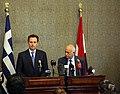 Επίσκεψη ΥΠΕΞ Δ. Δρούτσα στην Αίγυπτο FM Droutsas visits Egypt (5610235458).jpg