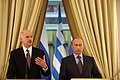 Συνάντηση με Πρωθυπουργό της Ρωσικής Ομοσπονδίας, Vladimir Putin-3.jpg