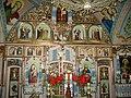 Іконостас дерев'яної церкви святого Стефана 1901р с.Судковичі.jpg