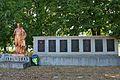 Іллінці, Пам'ятник 51 воїну – односельчанину загиблим на фронтах ВВВ, кол. с. Борисівка, біля клубу.jpg