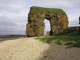 Bering Island - Steller's Arch