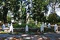 Братська могила 92 воїнів Радянської Армії, загиблих при звільненні міста Гнівань вул. Леніна.JPG