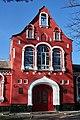Будинок, в якому жив Микола Островський, нині школа.jpg