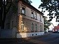 Будинок хімічного факультету УжНУ в якому був відкритий перший Закарпатський університет 2.JPG