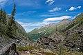 Вид на Нижнее Шавлинское озеро с пути к Верхнему.jpg