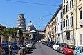 Вид на Пизанскую башню с ул. кардинала Пьетро Маффи. - panoramio.jpg