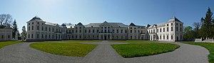 Ternopil Oblast - Vyshnivets Palace