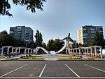 Вінниця Пам'ятник радянським льотчикам, загиблим при звільненні міста Вінниця 08- 2018.jpg