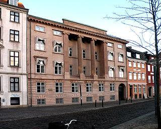 Johan Martin Quist Danish architect