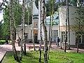 Заельцовский бор - детская железная дорога станция Спортивная.JPG