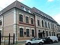 Здание, где размещались в первые месяцы после февральской революции совет депутатов (2018).jpg