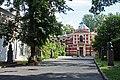 Здание Химической лаборатории, фонтан и памятники ученым.jpg