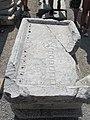 Игровая плита на улице Куретов. Эфес. Сельчук. Турция. Июнь 2012 - panoramio.jpg