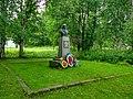 Карелия, Рыбрека, памятник А.М.Лисицыной (1959).jpg