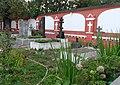 Кладбище с надгробиями церкви Рождества Богородицы во Владыкине.jpg