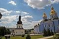 Комплекс Михайлівського Золотоверхого монастиря Трьохсвятительська вул., 6 DSC 5078.JPG