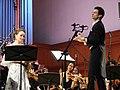 Михаил Антоненко и Юлия Лежнева на концерте Моцарт-гала в Москве 2.jpg