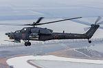 Ми-28 - Тренировочные полеты экипажей вертолетов армейской авиации Южного военного округа (аэр.Кореновск, Краснодарский край) 04.jpg