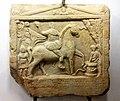 Оброчна плочка с релеф на Тракийския конник, с.Горица, Бургаска област.jpg
