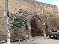 Одни из ворот Дербентской крепости.JPG