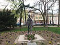Пам'ятник угорському поету Ш. Петефі. Ужгород.jpg