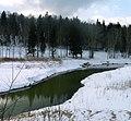 Парк Абрамцево. Река в марте.jpg