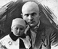 Платон Головач с дочкой Галиной..jpg