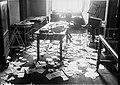 Рэдакцыя «Нашай Нівы» пасля паліцэйскага ператрусу. 1910-я (БДАМЛМ).jpg