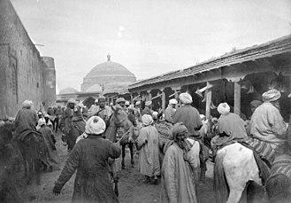Samarkand - Samarkand in 1890