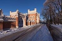 Северо-восточная часть царских конюшен в Петергофе..jpg