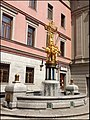 Фонтан Турандот (скульптура Бурганова) - panoramio.jpg