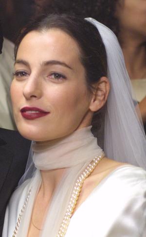 Ayelet Zurer - Zurer in 2003