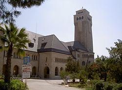 מתחם אוגוסטה ויקטוריה – ויקיפדיה