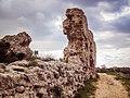 שרידי החומה בגן הלאומי אשקלון.jpg