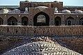 آجرچینی های دوره های مختلف تاریخی در کاروانسرای دیر گچین (19).jpg