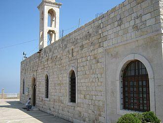 Batha, Lebanon - Church of Saint Nicholas in Batha