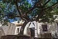 مدخل مسجد قلعة قايتباى بمدينة رشيد محافظة البحيرة مصر.jpg