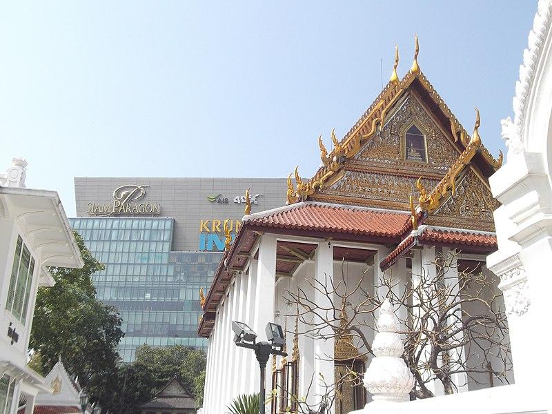 File:วัดปทุมวนารามราชวรวิหาร Wat Pathumwanaram Ratchaworawiharn (24).jpg
