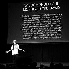 Toni Morrison Wikiquote